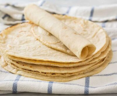 Le tortillas di mais messicane